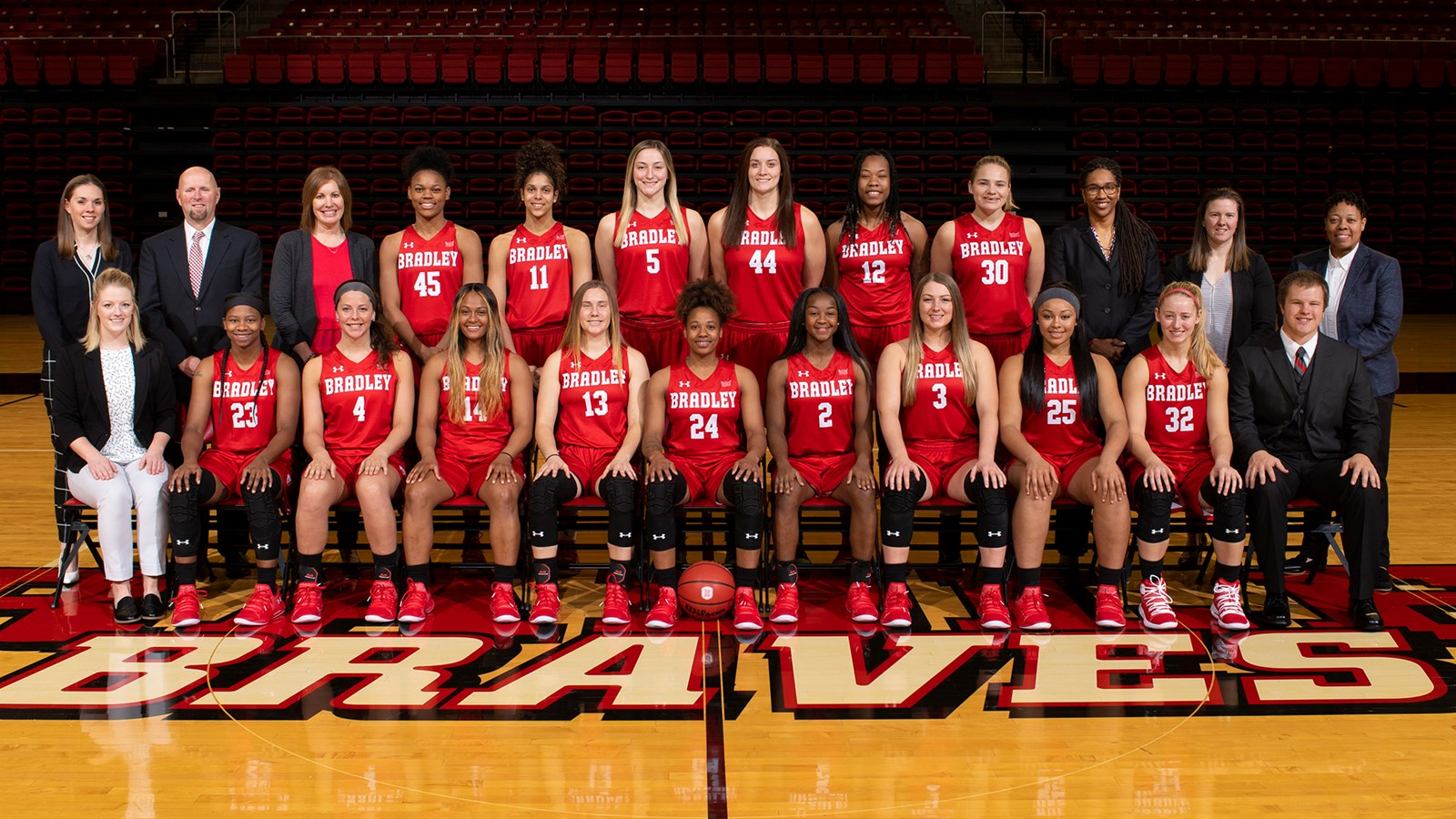 2018 19 women s basketball roster bradley university athletics